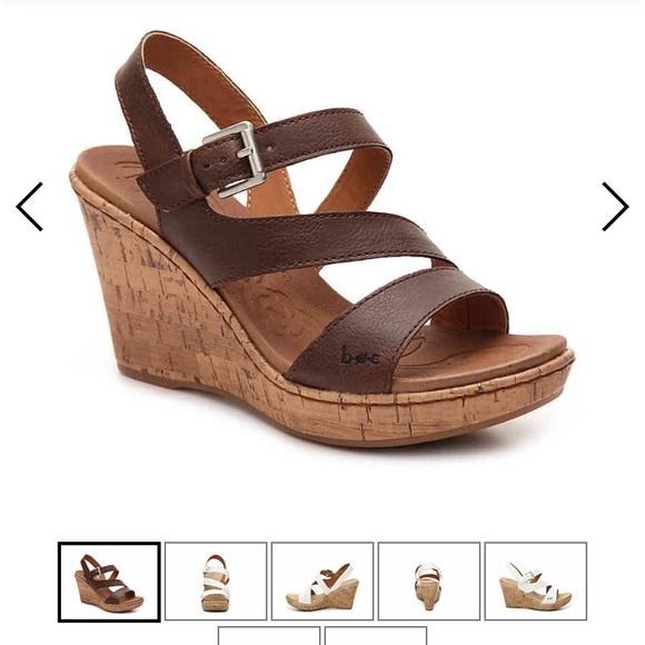 e2dfc7c584ba3 b.o.c. Shoes - b.o.c Schirra Wedge Sandal
